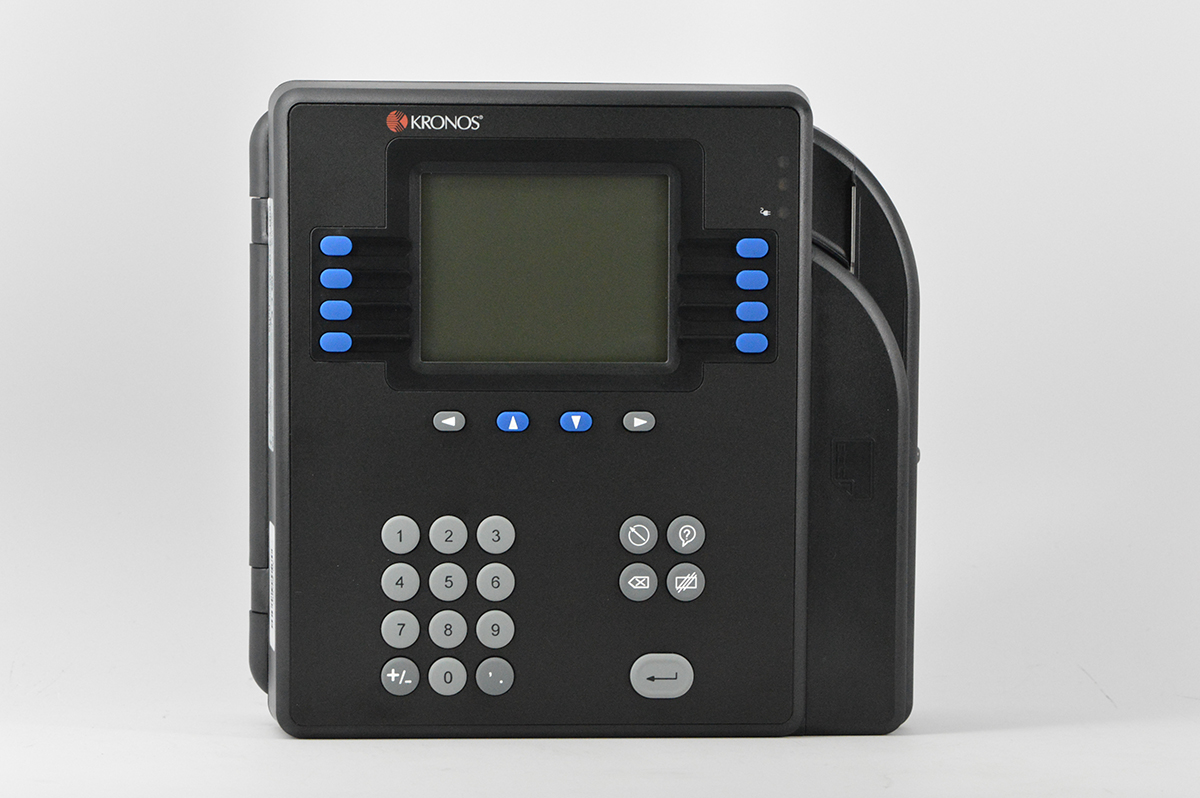 Kronos System 4500 Digital Time Clock | 8602800-501 |