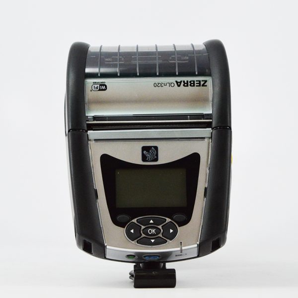 Zebra QLn320 Direct Thermal Mobile Label And Receipt Printer